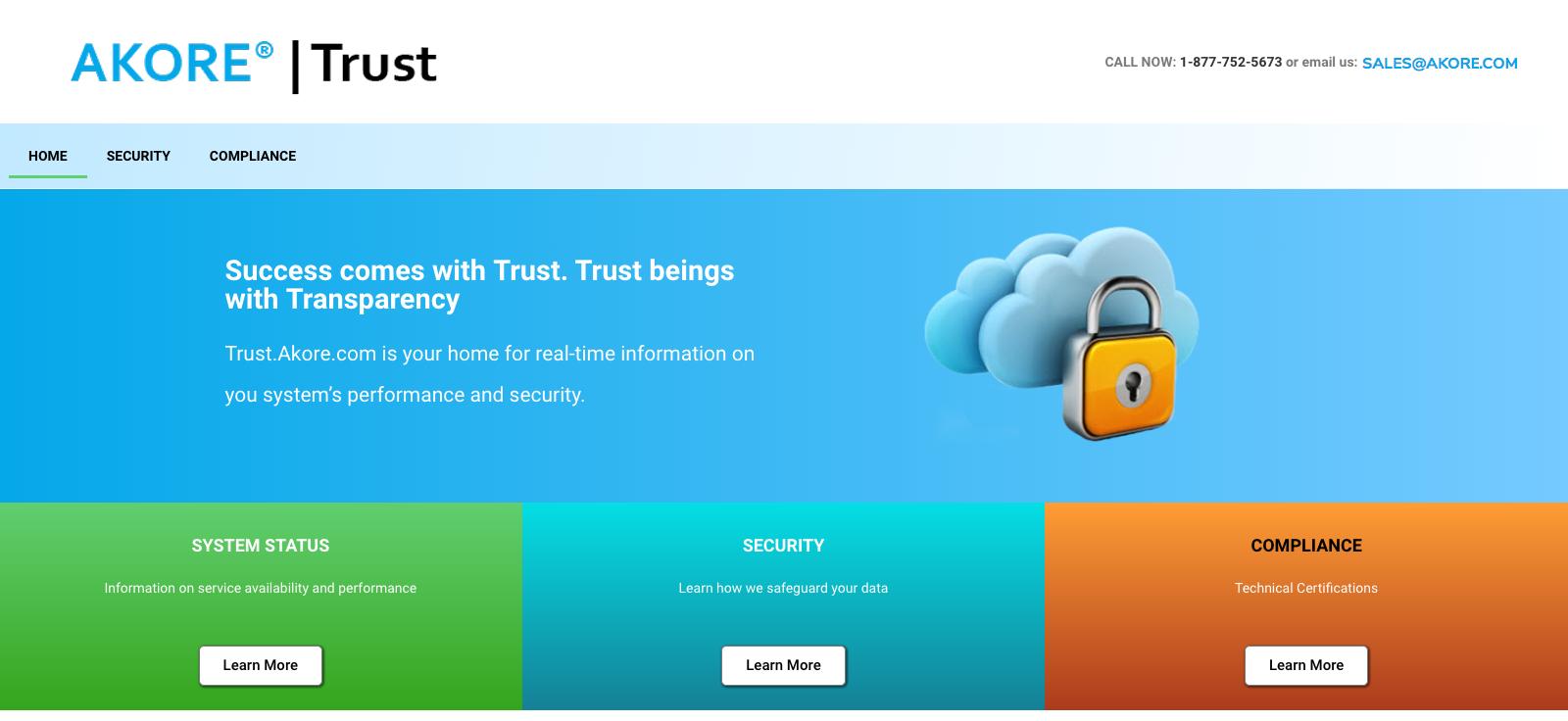 trust.akore.com