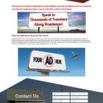 your billboard company web design tucson arizona