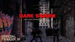 dark swarm novel animation splashscreen